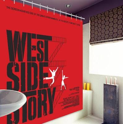 Lo ltimo en cortinas de ba o y ducha decorando mejor for Lo ultimo en cortinas