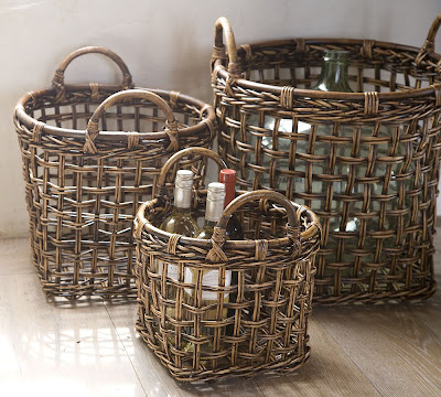 Dose Of Design Love It Pottery Barn Baskets