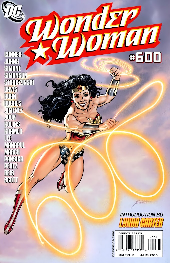 Collected editions comics of Wonder Woman