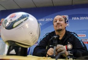 Tak dipungkiri lagi kalau posisi Rafael Benitez kini tengah digoyang akhir performa Inter Terkini Benitez yang Tenang-tenang Saja