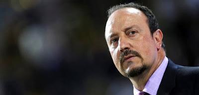 Spekulasi akan dicopotnya Rafael Benitez dari bangku instruktur Inter Milan semakin santer ter Terkini Capello Buntuti Benitez Hingga Abu Dhabi