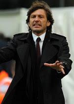 Massimo Moratti sekarang menempatkan mantan instruktur seteru mereka AC Milan animo kemudian Terkini Aroma Dendam Buat Moratti Pilih Leonardo?