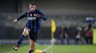 Casiraghi membela bek Inter Milan Davide Santon Terkini Davide Santon Dibela Mantan Pelatih