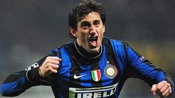 Inter Milan terpaksa harus mengistirahatkan bomber andalannya Diego Milito dikala bertandang Terkini Hadapi Udinese, Inter Cadangkan Milito