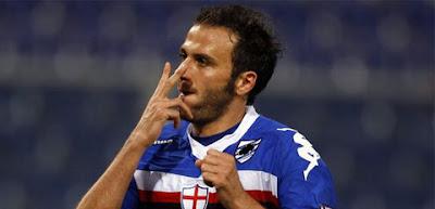 Inter Milan dikabarkan telah berhasil mendapat striker Sampdoria Terkini Inter Resmi Datangkan Pazzini