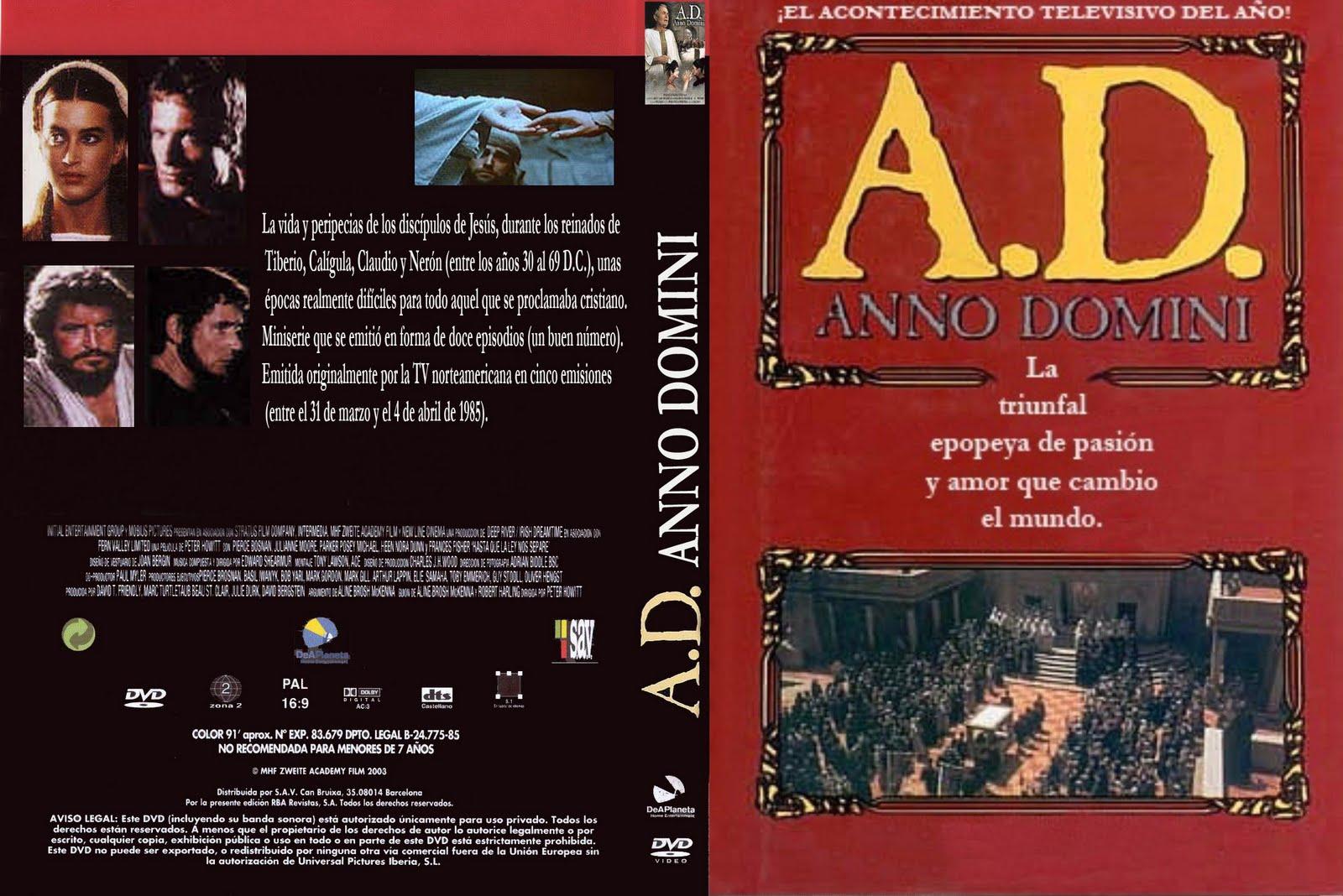 Anno Domini (Serie Tv) | COMUNIDAD CATOLICA