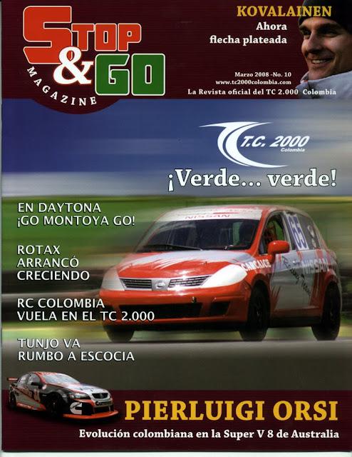 Revista Stop & Go - Portada