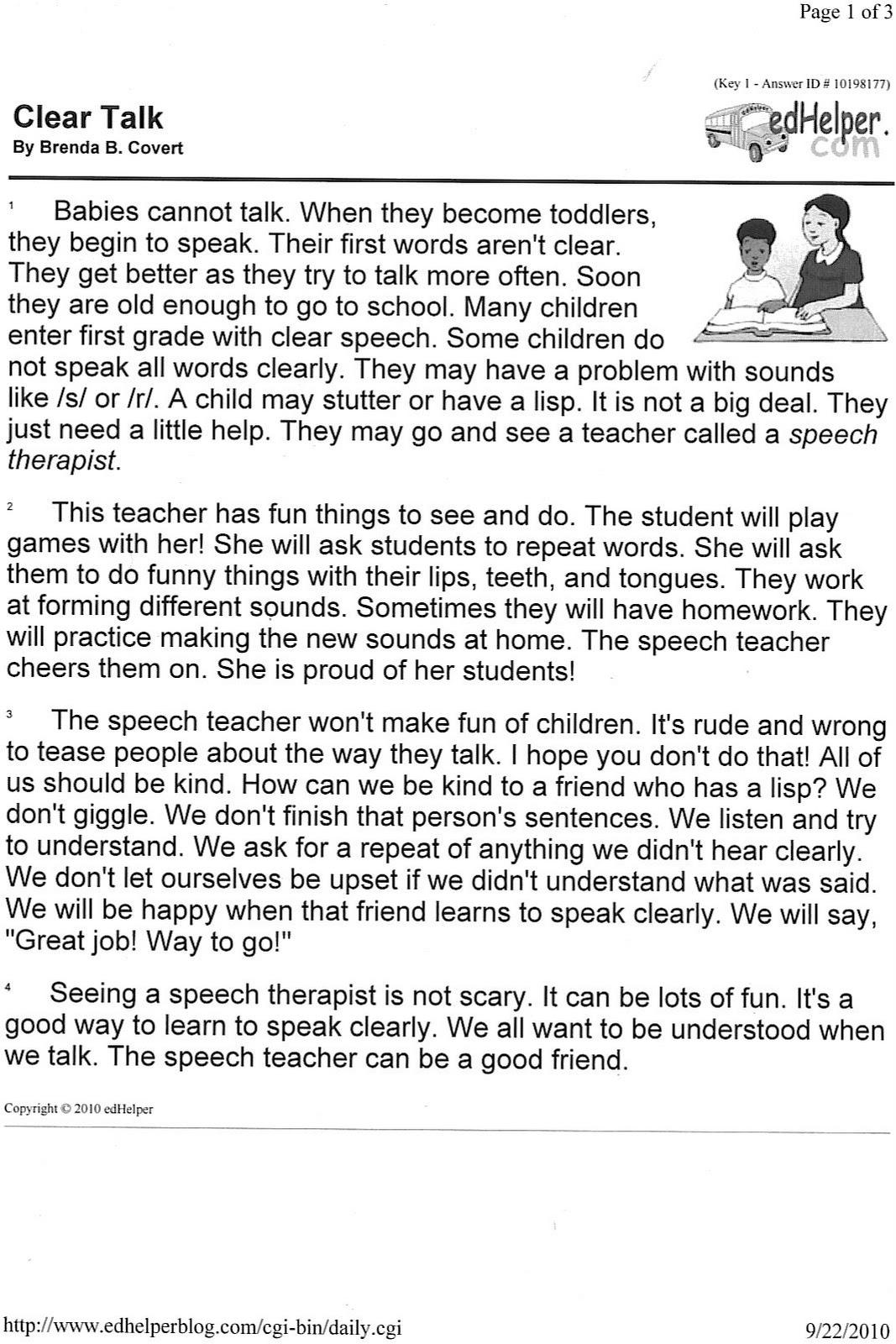 Mrs Hammerberg S Reading Class 3rd Grade Homework Due 10 1