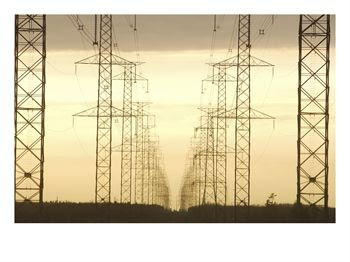 torres de alta tensao