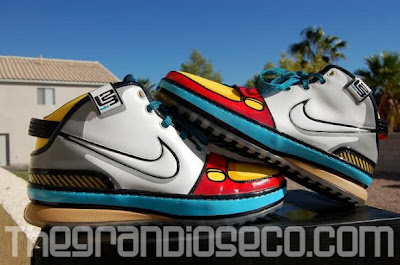 661e7bae01285 Acquired Conscience  Family Guy Inspired Nike Lebron VI s. Love the ...