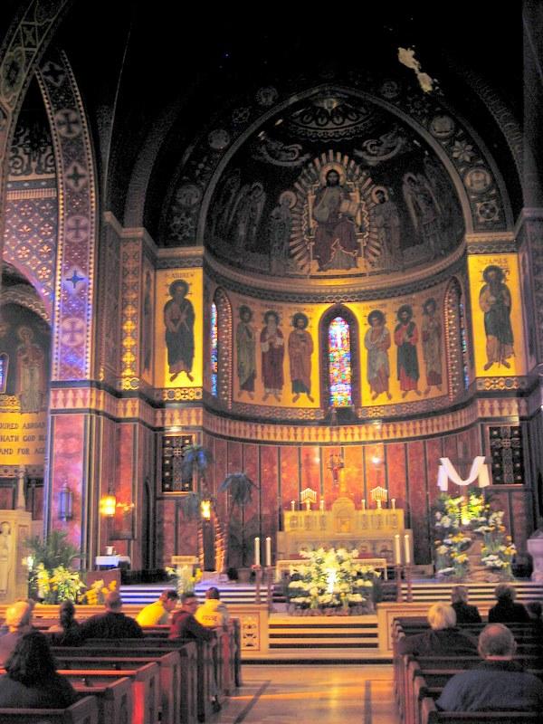 Closing Catholic Churches in Cleveland