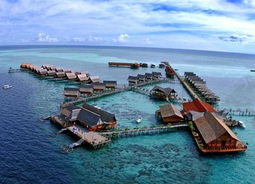 Mangochics Sipadan Island