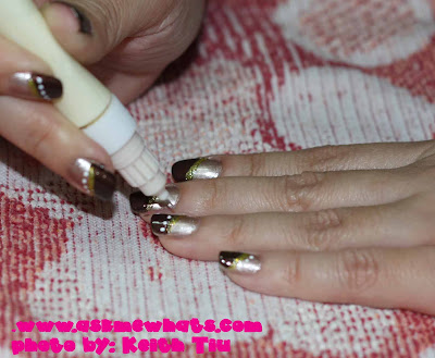 Nail Art Video In Hindi