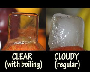 Clear Vs. Cloudy