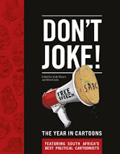 Don't Joke book launch