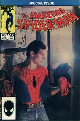 Spiderman, Scott Leva, Cannon