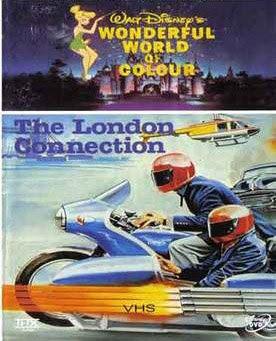 Contacto en Londres, Disney, Robert Clouse, The omega connection, The London connection
