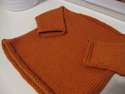 Baby Boat Neck Jumper Pattern - Sewing Patterns for Baby