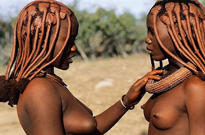 fully naked african tribal girls