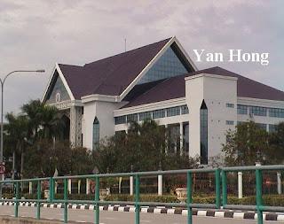 霹雳州立法议会