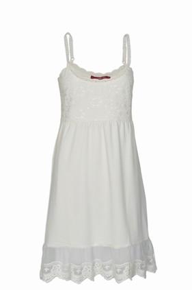 Butik Drängstugans klädkammare  Cream Mitzy underdress vit 8071fbcfc33c1