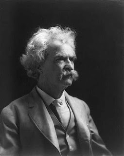 Famous People Mark Twain, Credit Line: Library of Congress, Prints & Photographs Division, [reproduction number, LC-USZ62-5513]