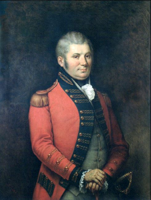 John Graves Simcoe Canada Civic Day
