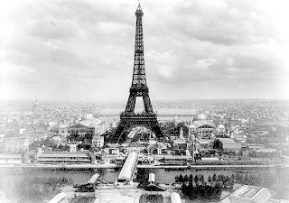The Eiffel Tower, Credit Line: Library of Congress, Prints & Photographs Division, [reproduction number, LC-USZ62-11267]