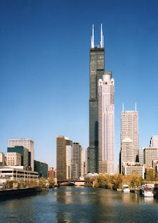 The Sears Tower is a skyscraper in Chicago, Illinois, Autho giorces
