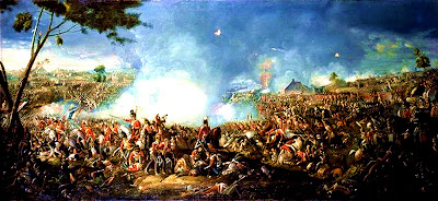the Battle of Waterloo by William Sadler II