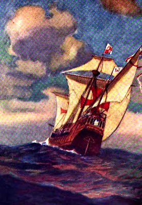 Christopher Columbus New World Discovery