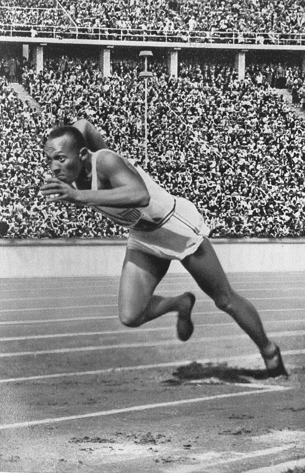 James Cleveland 'Jesse' Owens (September 12, 1913 – March 31, 1980)