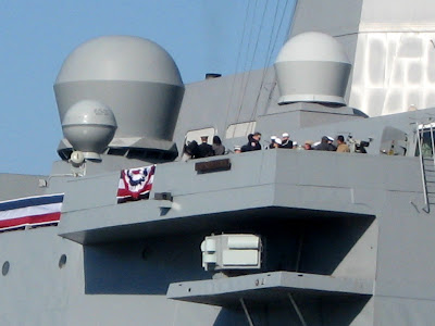 The USS New York LPD-21
