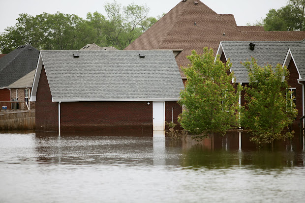 Flooding In Clarksville Tennessee Public Domain Clip Art