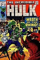 Incredible Hulk cover #124