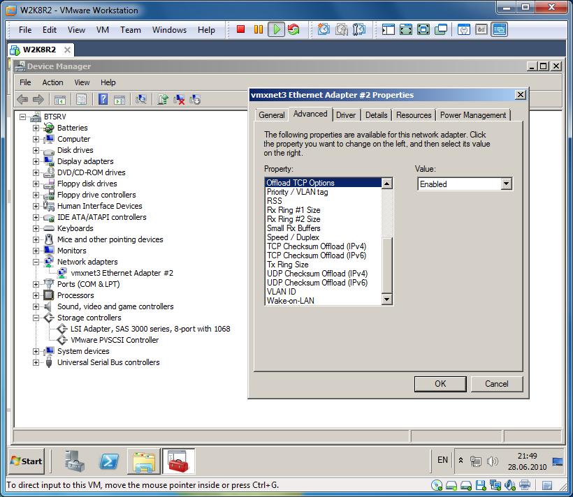 blog vmpress org: Добавление виртуальных устройств в VMware