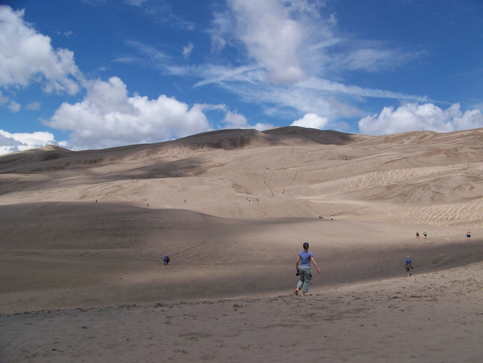 Great Sand Dunes National Park, Colorado, United States |Great Sand Dunes