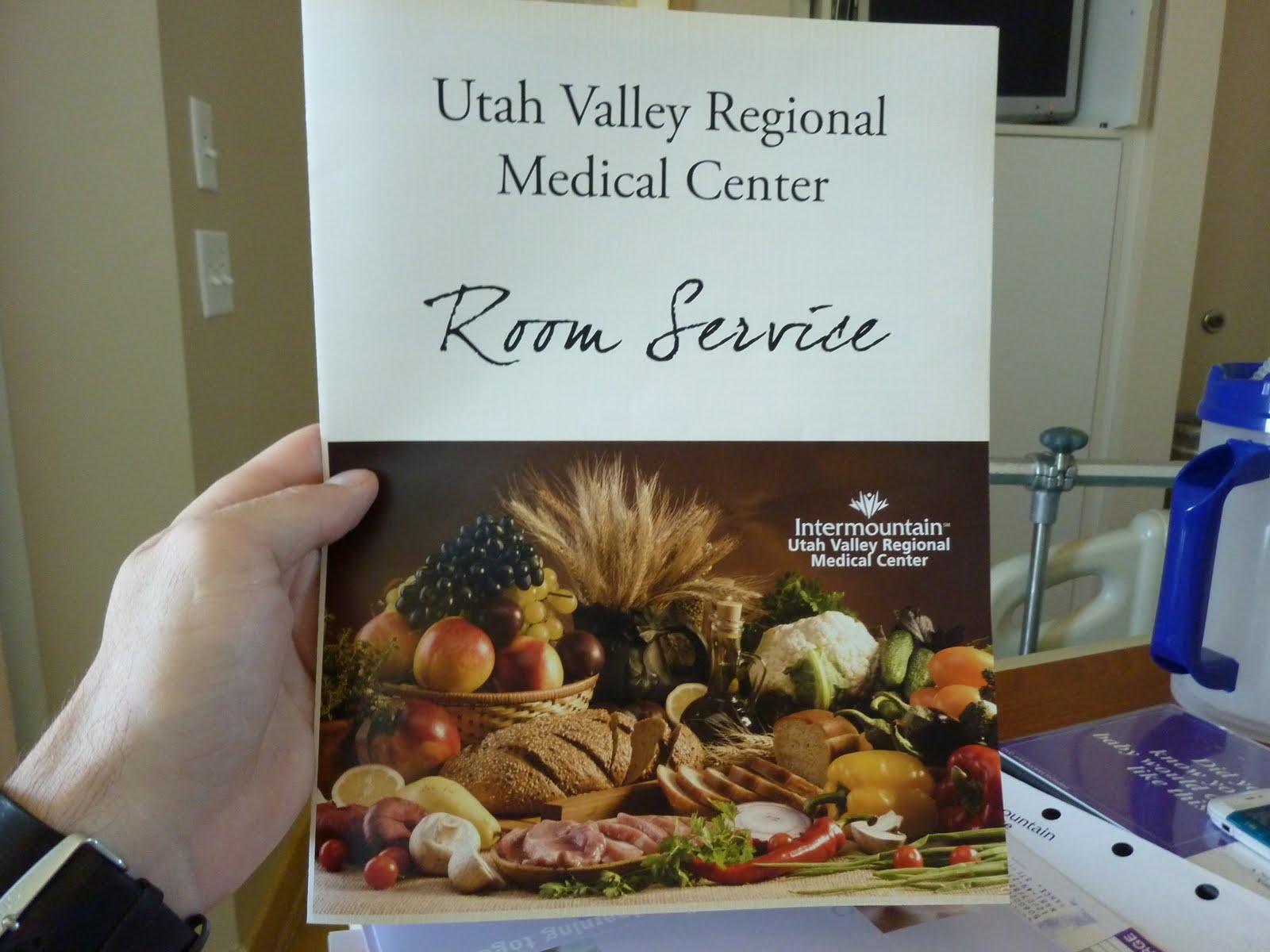 Room Service: Jonesberries: Hospital