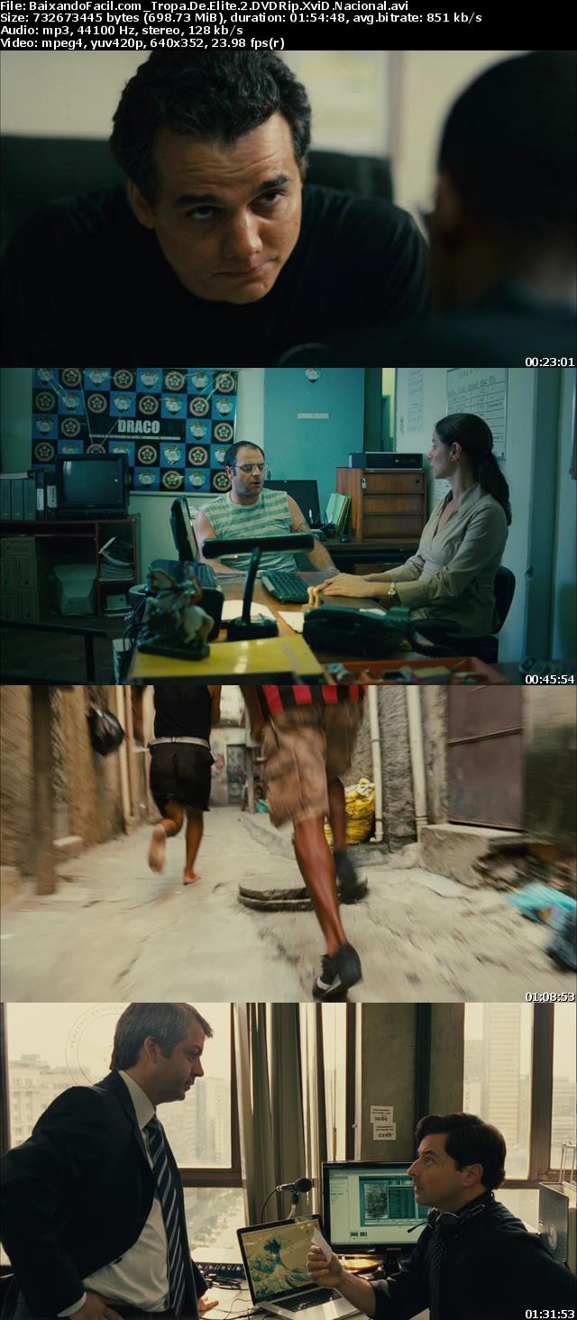 TROPA DVDRIP AVI FILME BAIXAR ELITE DE 2
