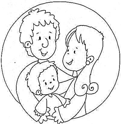 Top 10 Punto Medio Noticias Imagenes De Una Familia Feliz Para Pintar