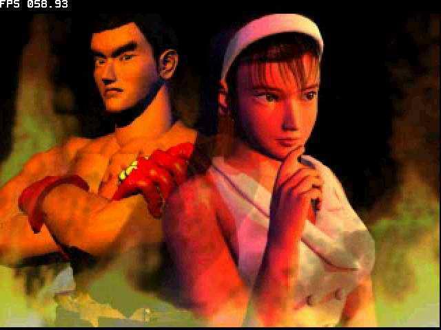 Tekken 3 Jun and Kazyua