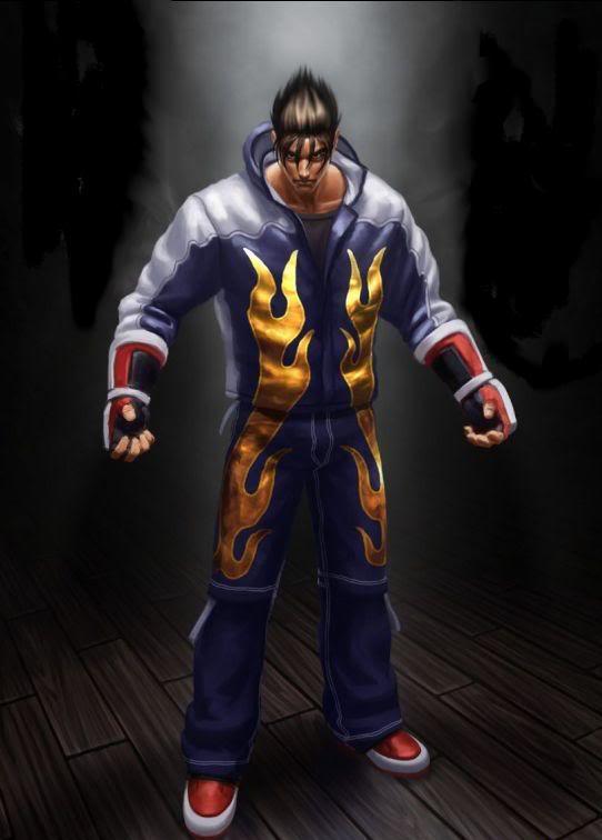 Tekken Jin Kazama 2010