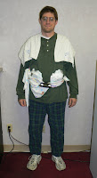 Father of Twins costume - Halloween 2007