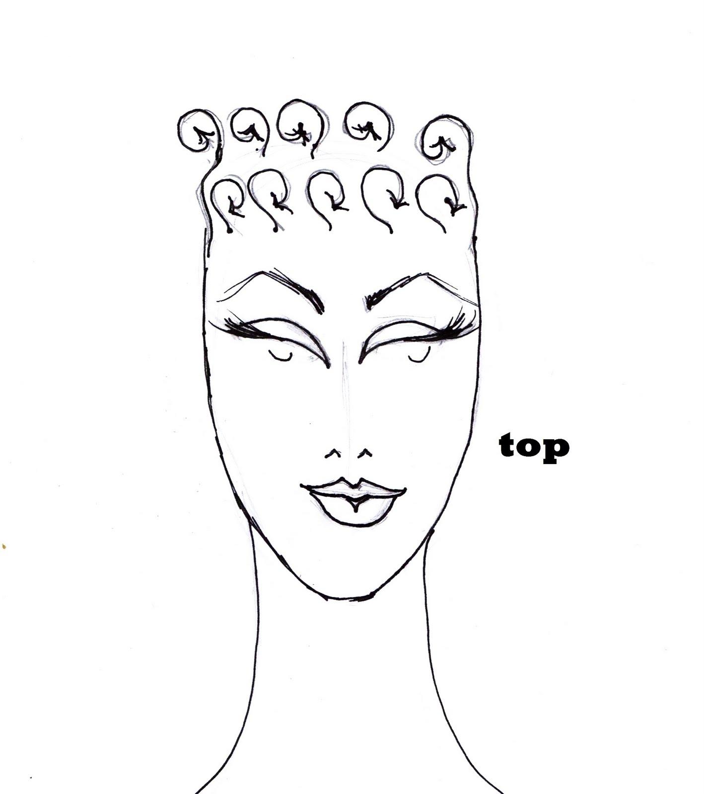 pin curl diagram 2004 subaru impreza radio wiring lisa freemont pages diamonds and dames episode 11 39laura