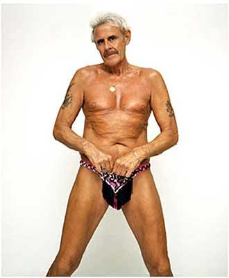 naked old men cocks posing