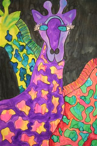 ad6f5676e Betsey Fowler's Art - WOW! What a great unit to teach any grade level