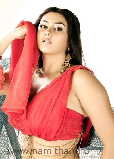 Bollywood Fan Namithas Hot Photos Booobs Are Bursting -4074