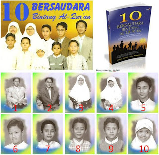 10 Bersaudara Hafal Al Quran, Ternyata ini Kunci Pendidikan Orangtuanya