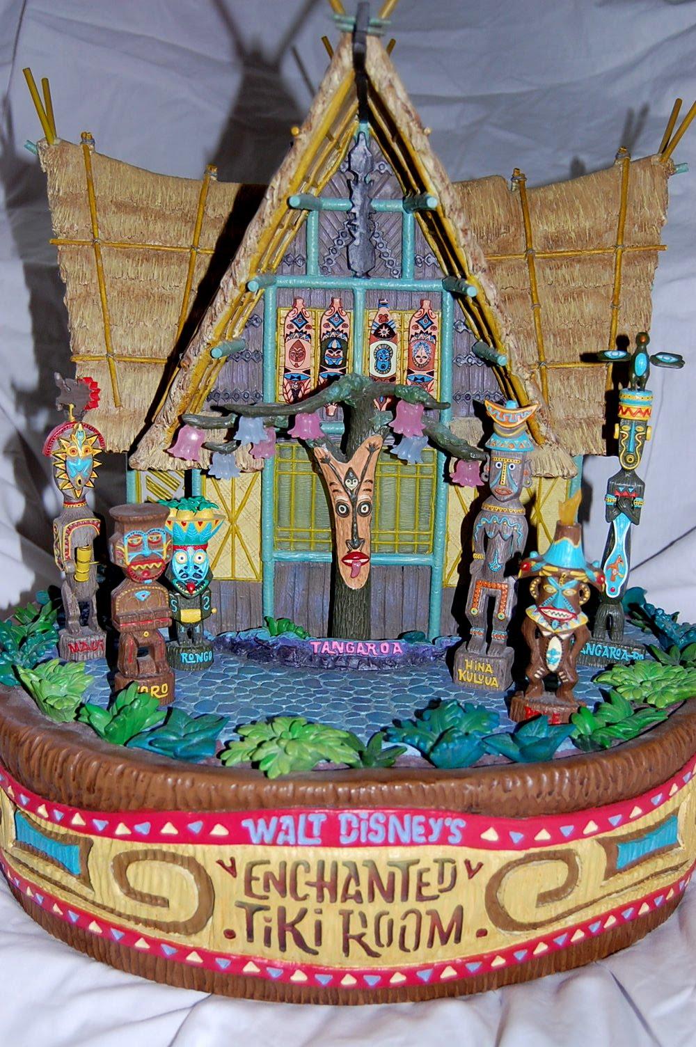 DisneyShawn Favorite Things Tiki