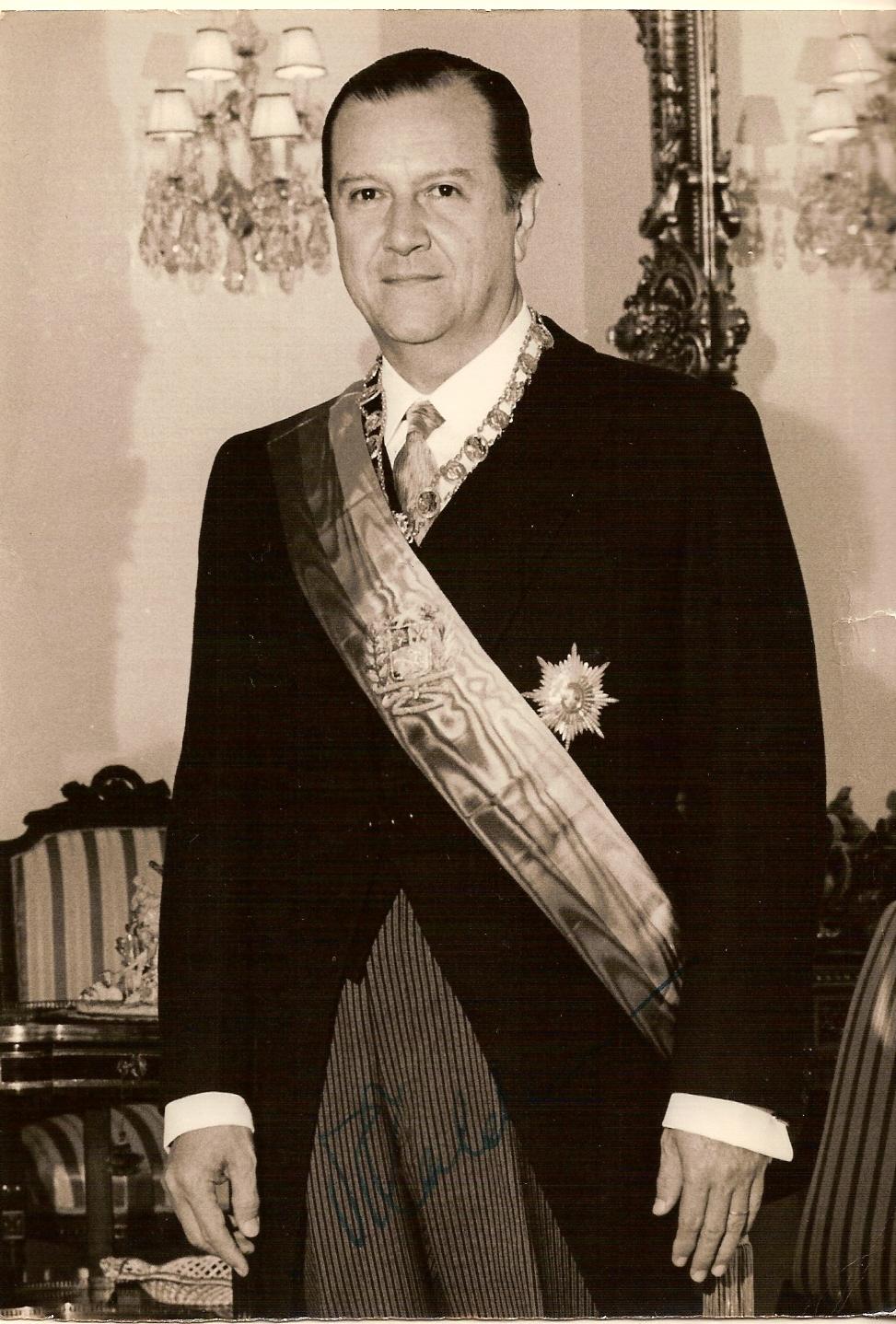 Hudson Ford Wi >> Colección en Venta: Presidente de Venezuela Dr. RAFAEL ...